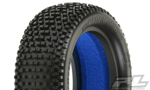 "PRO-LINE Blockade 2.2"" 4WD M3 (Soft) Off-Road Buggy Front Tires - 8252-02"