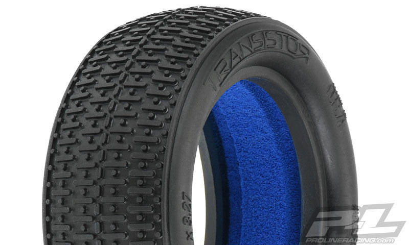 "PRO-LINE Transistor 2.2"" 4WD Front Buggy Tires X2 (Medium) - 8254-002 - ActivRC - 1"
