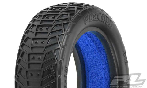 "PRO-LINE Positron 2.2"" 2wd Front Buggy Tires MC (Clay) - 8257-17"