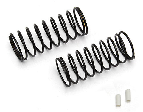 TEAM ASSOCIATED FT 12mm Front Springs, White, 3.30 lb - 91328