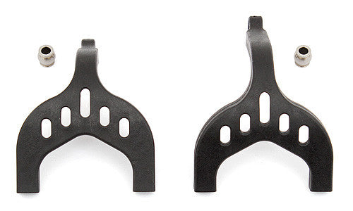 TEAM ASSOCIATED B6 Chassis Braces - 91709