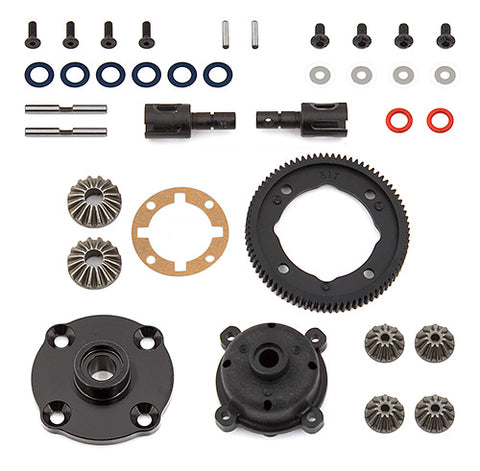 TEAM ASSOCIATED B64 Center Gear Diff Kit - 92074
