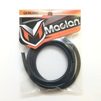 MACLAN 10AWG BLACK FLEX SILICON WIRE (3') - MCL4030 - ActivRC