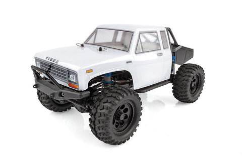 TEAM ASSOCIATED CR12 Tioga Trail Truck RTR White - 40005