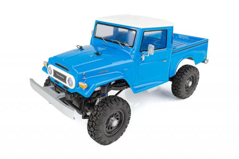 TEAM ASSOCIATED CR12 Toyota FJ45 Pick-Up RTR Blue - 40003