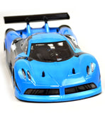 EXOTEK P-Zero GT Clear Lexan Body with wing 190mm - 1762