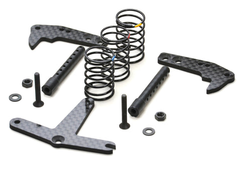 EXOTEK F6 Rear Traction Plate Set - 1824