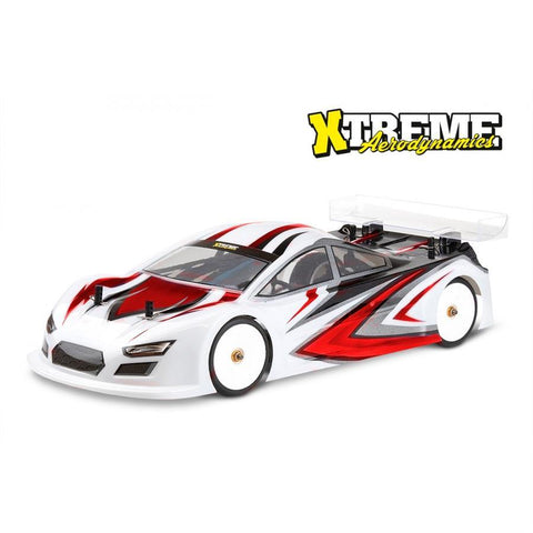 XTREME AERODYNAMICS Twister Speciale 1/10 Touring Car Body Clear 0.7mm - MTB0415-07