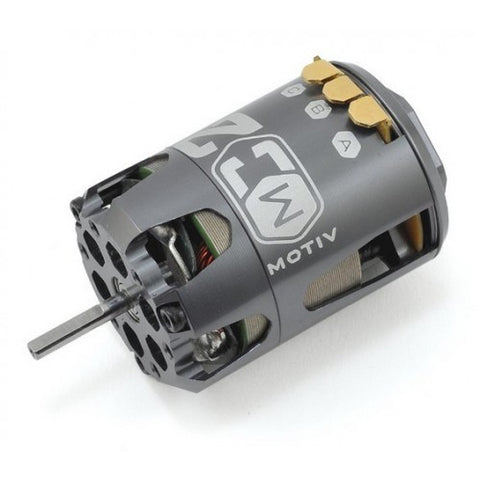 MOTIV MC2 25.5T Pro Tuned Spec Brushless Motor (2 Pole 540) ROAR APPROVED - MOV102552S