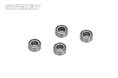 CARTEN M210 Metal Shielded Bearing 3x6x2.5mm (4) - NBA296