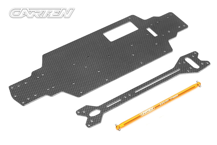 CARTEN M210R 225mm Chassis Conversion Kit - NBA324