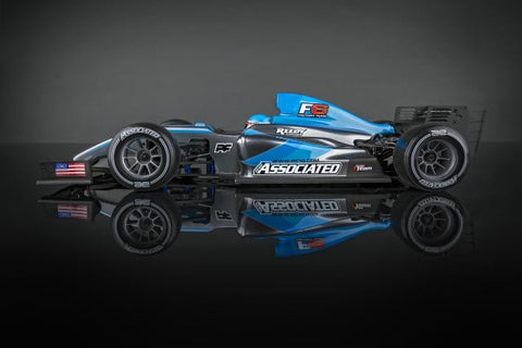 TEAM ASSOCIATED RC10F6 Factory Team - 8023 (PRE-ORDER)
