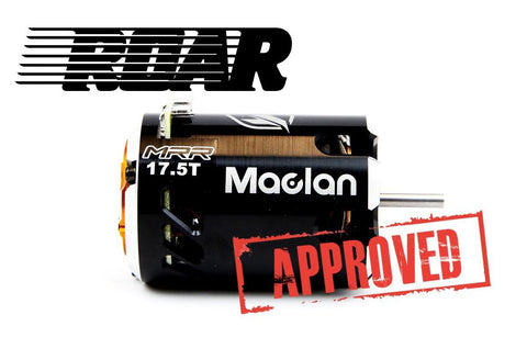 MACLAN MRR SERIES COMPETITION MOTOR SPEC CLASS 17.5T - MCL1016 - ActivRC - 1