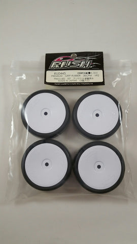 RUSH Premium Grip Type 30CPM VR2 Carpet Premounts - RU-0445