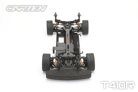 CARTEN T410R Revolution 1/10 4WD Touring Car Kit - NHA102
