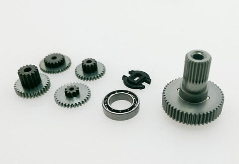 XPERT RC Servo Replacement Gear Set for PI-3431 and PI-3402 - XGS71720