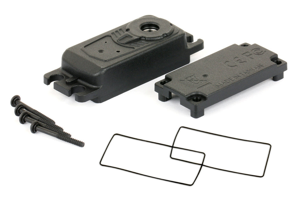 XPERT RC PM, PI SERIES PLASTIC UPPER AND BOTTOM CASE - XP-02 - ActivRC