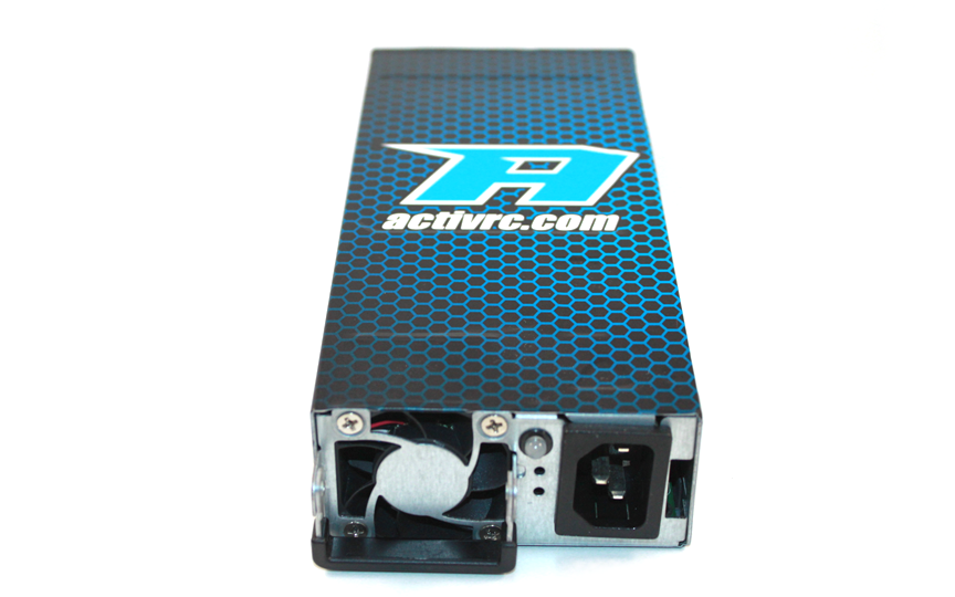 ACTIVRC Power Supply 85A/1025W/12V (AC/DC Switching) Custom Wrap with USB - A101