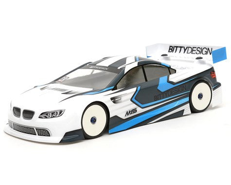 Bittydesign M15 EFRA Spec 1/10 Touring Car Body (Clear) (190mm) - BDTC-190M15 - ActivRC - 1