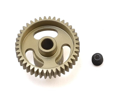 "CRC ""Gold Standard"" 64P Aluminum Pinion Gear (41-60 Tooth)"