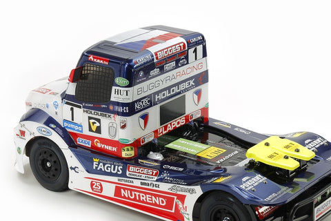 TAMIYA RC Buggyra Fat Fox On-Road Racing Truck Kit - TT-01 Type E - 58661 (PRE-ORDER)
