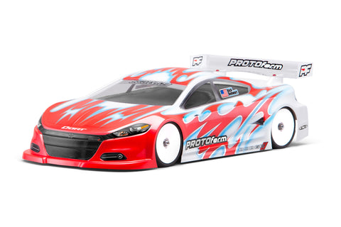 PROTOFORM 2014 Dodge Dart Light Weight Clear Body 190mm - 1541-25 - ActivRC - 1