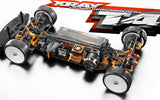 XRAY T4 2019 1/10 Luxury Electric Touring Car Aluminum Chassis Kit - 300025A (PRE-ORDER)