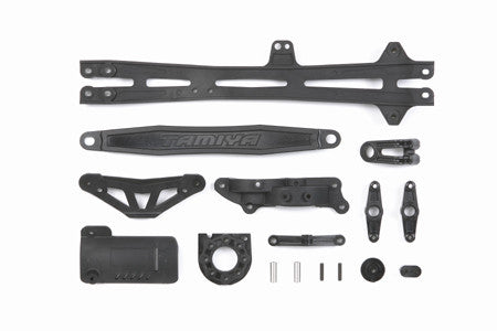 TAMIYA RC TT01 Type E D-parts - (Upper Deck) - 51319