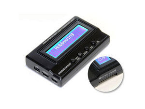 HOBBYWING 2in1 PROFESSIONAL LCD PROGRAM BOX - HWI30502000 - ActivRC