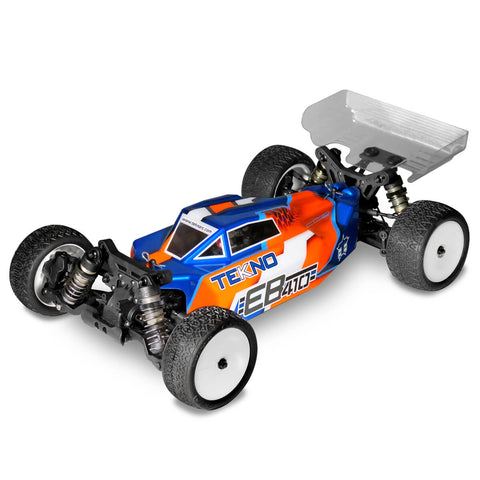 TEKNO EB410 1/10th 4wd Competition Electric Buggy Kit - TKR6500