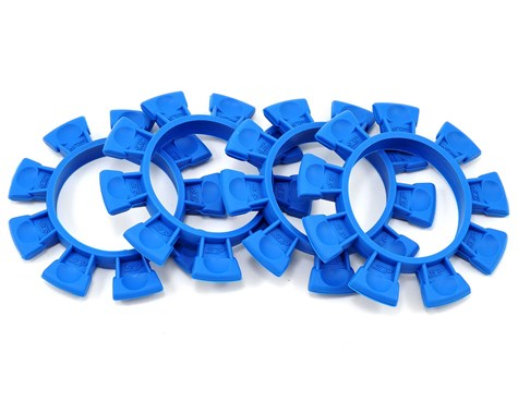 "JCONCEPTS ""Satellite"" Tire Glue Bands Blue - JCO2212-1"