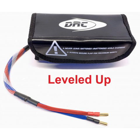 DRC Heated Lipo Safe Charging Bag