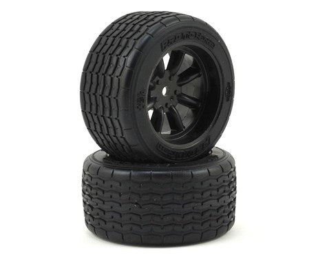 PROTOFORM VTA Rear Tires (31mm) Mounted on Black Wheels - 10139-18