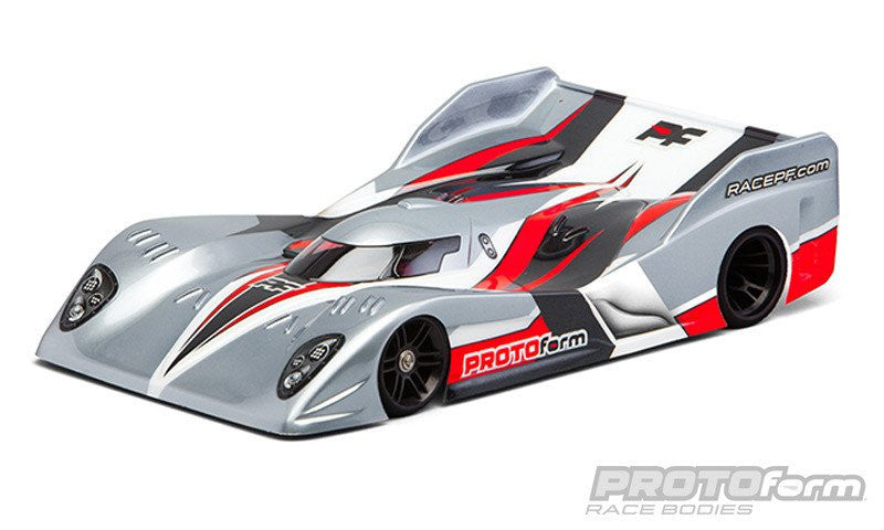 PROTOFORM - Strakka-12 Light Weight 1/12 Scale Clear Body - 1614-20 - ActivRC - 1