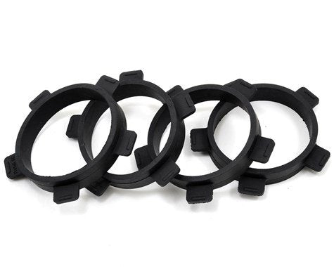 PROTEK RC 1/10 Off-Road Buggy & Sedan Tire Mounting Glue Bands (4) - PTK-2011