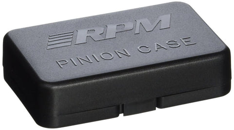 RPM Pinion Case Black - RPM80412