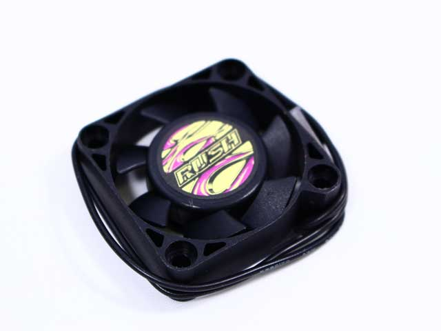 RUSH High Speed RPM 40x40x11mm Cooling Fan - RU-0414