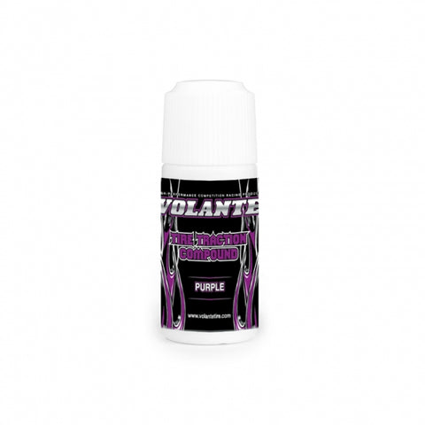 VOLANTE Tire Traction Compound PURPLE (Low Traction Carpet or Asphalt) - VL-TTP