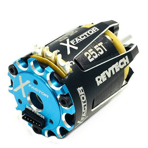 TRINITY X-Factor 25.5T Spec Class Brushless Motor - REV1104