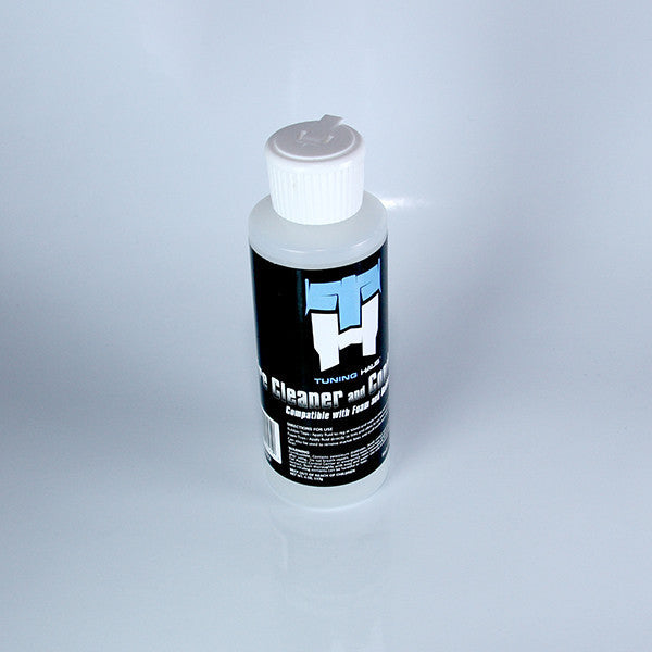 TUNING HAUS - FOAM & RUBBER TIRE CLEANER/CONDITIONER (4 OZ.) - TUH1022 - ActivRC