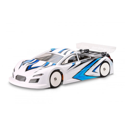 XTREME AERODYNAMICS Twister 1/10 Touring Car Body Clear 190mm Ultralight 0.7mm - MTB0413-07