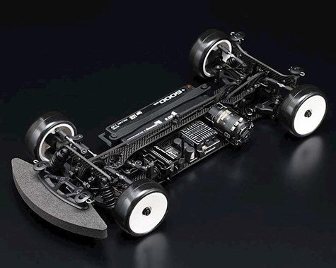 YOKOMO BD9 1/10 4WD Electric Touring Car Kit w/AXON Parts (Carbon Chassis) - MRTC-BD919 (PRE-ORDER)
