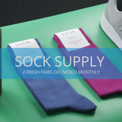 Sock Supply - 12 Months