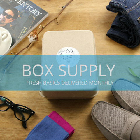 Box Supply - 12 Months