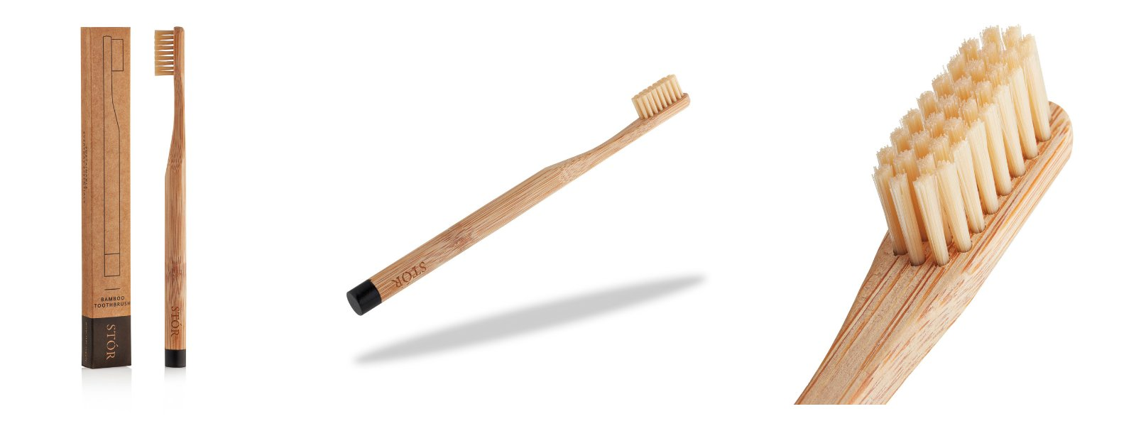 Bamboo Toothbrush Collection