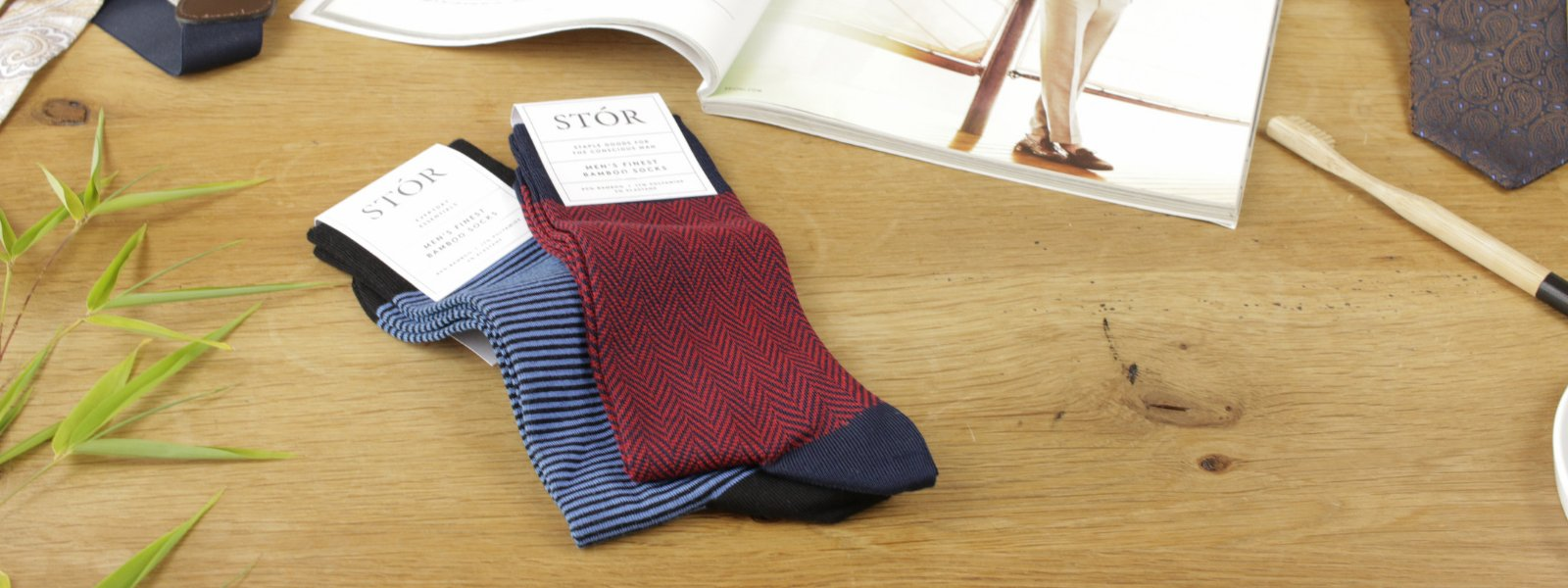Luxury Bamboo Socks