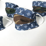 Repurposed LV Reversible Face Mask / Camo
