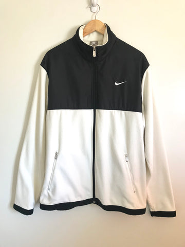 Vintage 90s NIKE Full Zip Fleece