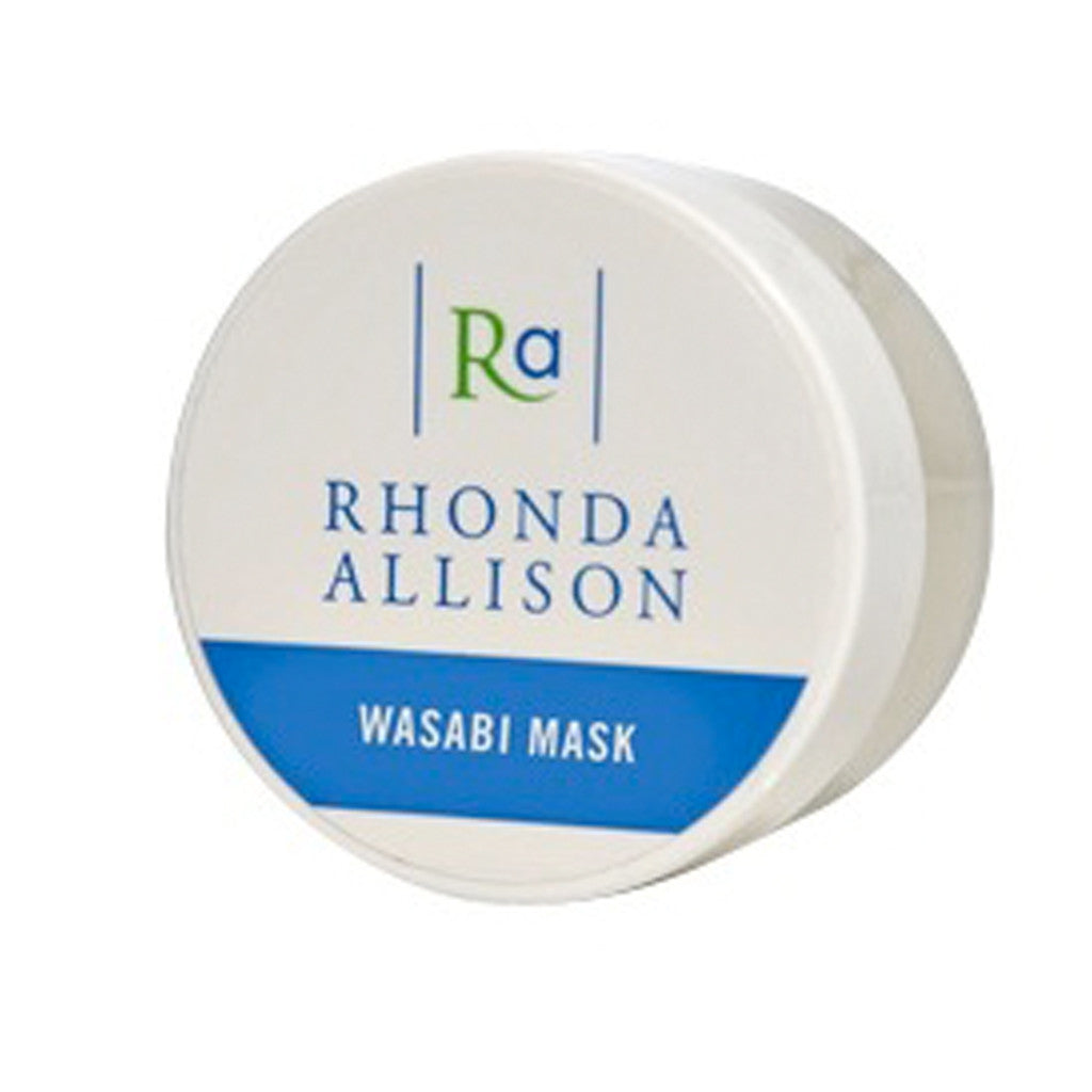 Rhonda Allison Wasabi Mask