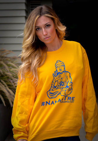 Buddha Warriors Sweatshirt
